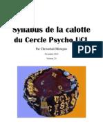 Kompendium na temat katolickiej czapki studenckiej na Uniwersytecie w Louvain (LLN)