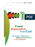Power Generation From Coal