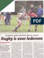 Stratentoernooi in NH-Dagblad