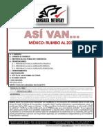 Reporte Mitofsky Variables Electorales Mayo 2011