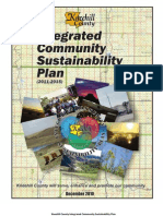 Kneehill County Integrated Community Sustainability Plan (ICSP) 2010