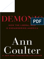 Demonic by Ann Coulter - Excerpt