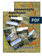 Kneehill County Environmentally Significant Areas (ESA) Study (2010)