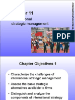 Int.strategic Management