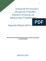 Plano Nacional de Prevenção do Trabalho Infantil