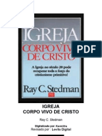 Igreja Corpo Vivo de Cristo - Ray C. Stedman