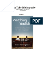 The YouTube Bibliography Ver 4-0 - Michael Strange Love
