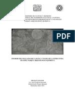 Informe Final Panel 1 Quirigua