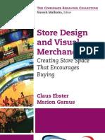 Store Design and Visual Merchandising