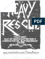 Heavy Rescue Poster