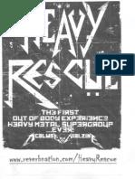 Heavy Rescue Poster