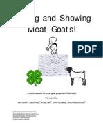 Meat Goat Manual