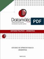 7º Informe Nacional Datamatica