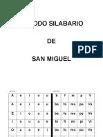 METODO SILABICO