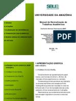 Manual Normas ABNT 11