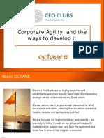 Corporate Agility - Circle