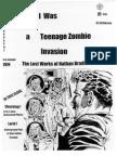 I Was a Teenage Zombie Invasion