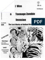 I Was a Teenage Zombie Invasion