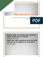 1 Manufactura Lean