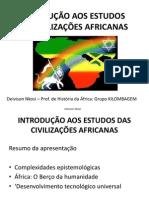 introduçao ao estudos das civilizações africanas reduzido