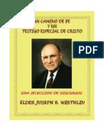 DISCURSOS ÉLDER JOSEPH B. WIRTHLIN