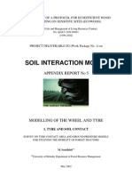 Soil Interaction Model
