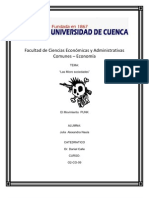 Universidad de Cuenca Punk