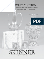 Discovery featuring Estate Jewelry & Silver and Textiles & Couture | Skinner Auction 2551M