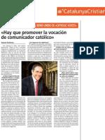 comunicador católico