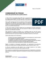 Communiquc3a9 de Presse Grc3a8ve Des Personnels de La Petite Enfance 130511