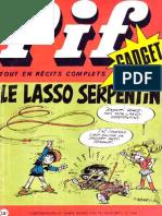Pif Gadget - 0131 - Aout 1971