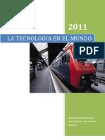 LA TECNOLOGIA EN EL MUNDO