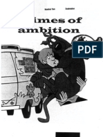 Crimes of Ambition - Issue 2
