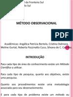 Método_Observacional