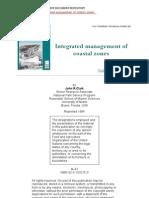Integrated Management of Coastal Zones