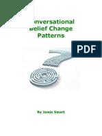 NLP Conversational Belief Change Patterns
