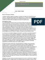 Text of Bernanke's speech on economy_June_7_2011