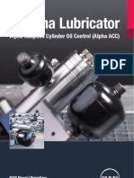 1-3 Alpha Lubricator