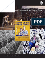 WWII American Home Front History