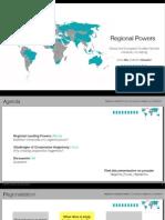 Regional Powers