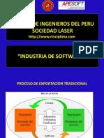 Entrevista Industria de Software