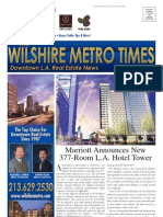 Wilshire Metro Times - June/July 2011