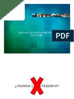 Presentacion hidroaysen