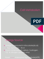 5 Cell Metabolism