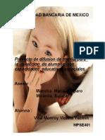 DETECCIÓN DE TRASTORNOS DEL DESARROLLO INFANTIL
