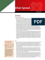 2011-06-08 DBS Daily Breakfast Spread