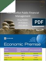 Post-Conflict Public Financial Management