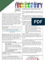 8th June 2011 Newsletter Web