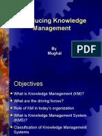 Knowledge Management Presentation