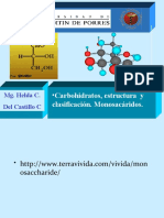 9 Carbohidratos Monosacaridos